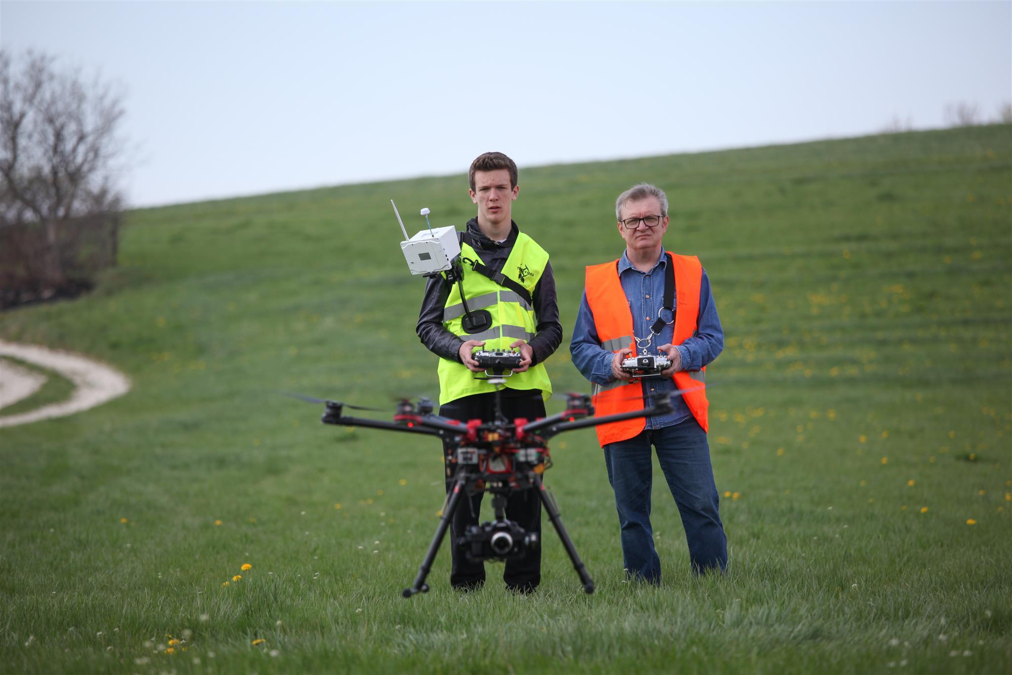 Luca Falco Doc Drones